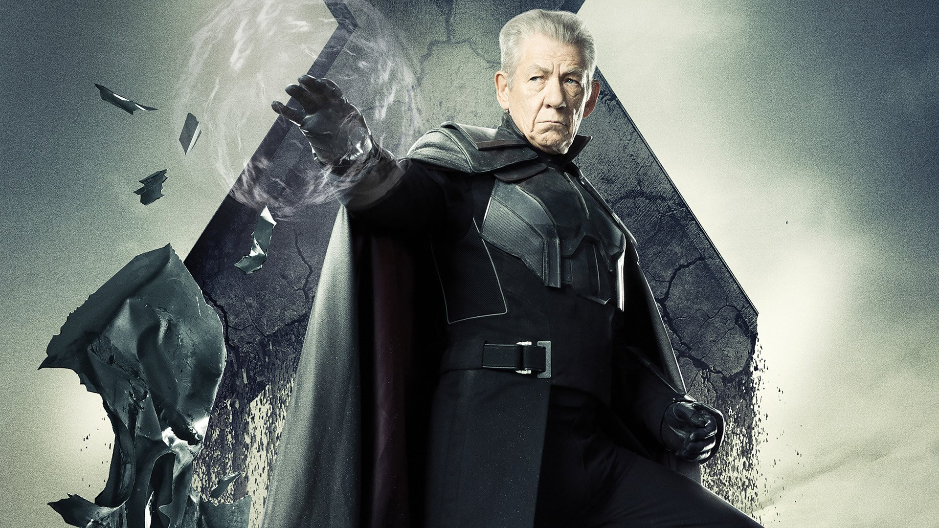 Magnéto (Ian McKellen) - X-Men : Days of Future Past