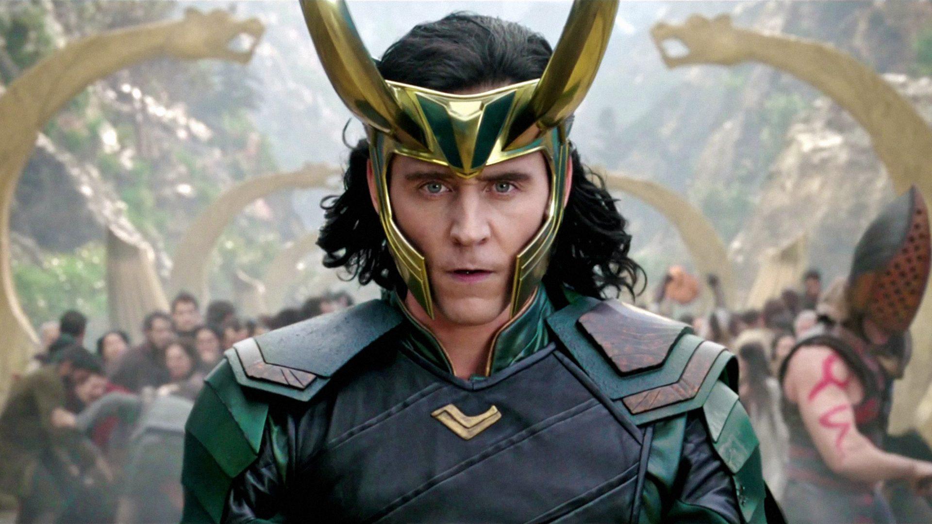 Loki (Tom Hiddleston) - Thor : Ragnarok