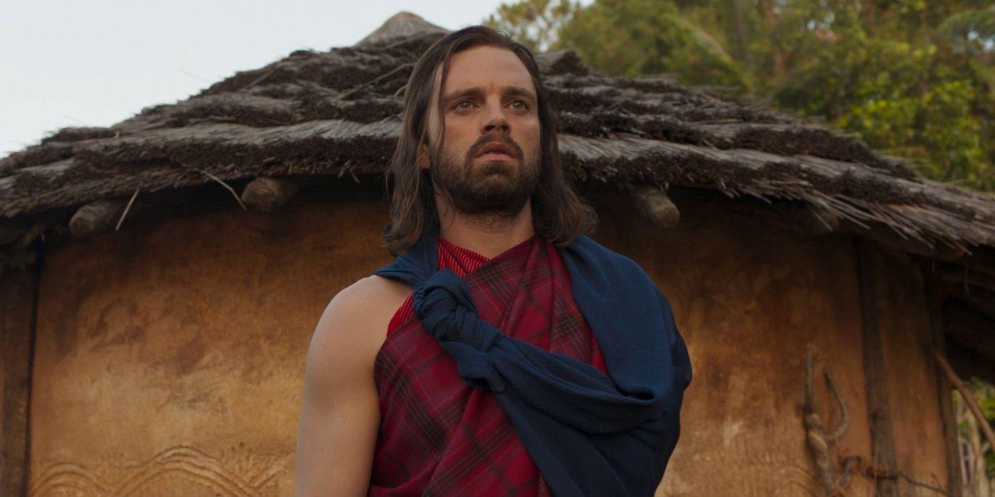 Bucky Barnes (Sebastian Stan) - Avengers : Infinity War