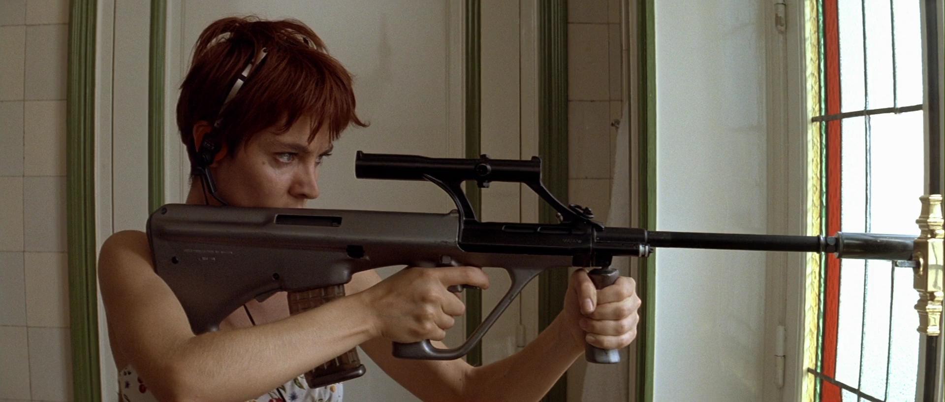 Nikita (Anne Parillaud) - Nikita