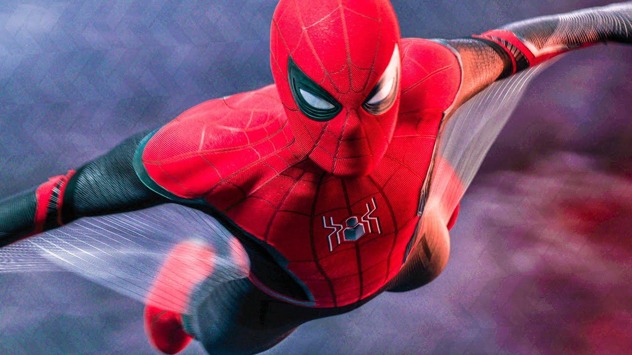 Spider-Man (Tom Holland) - Spider-Man : Far From Home
