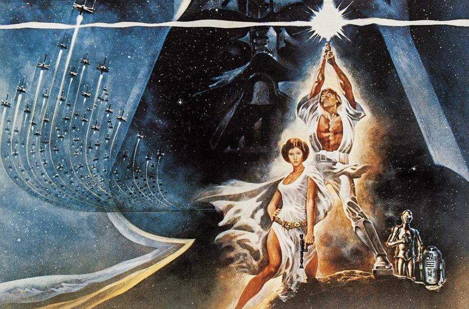 Star Wars, épisode 4 : Un nouvel espoir