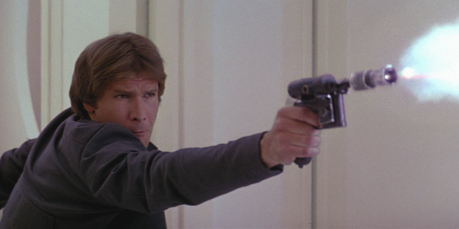 Han Solo (Harrison Ford) - Star Wars V : L'Empire contre-attaque