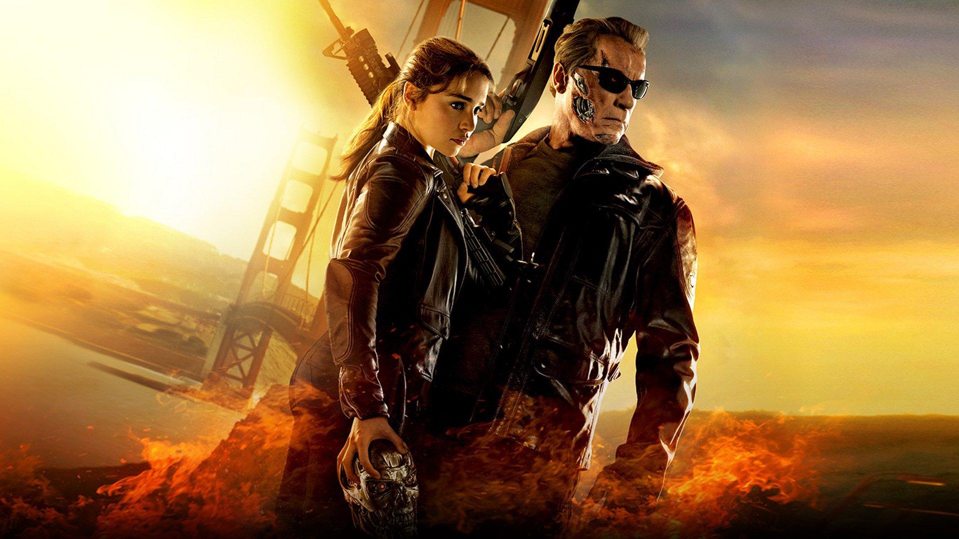 Terminator Genisys (2021)