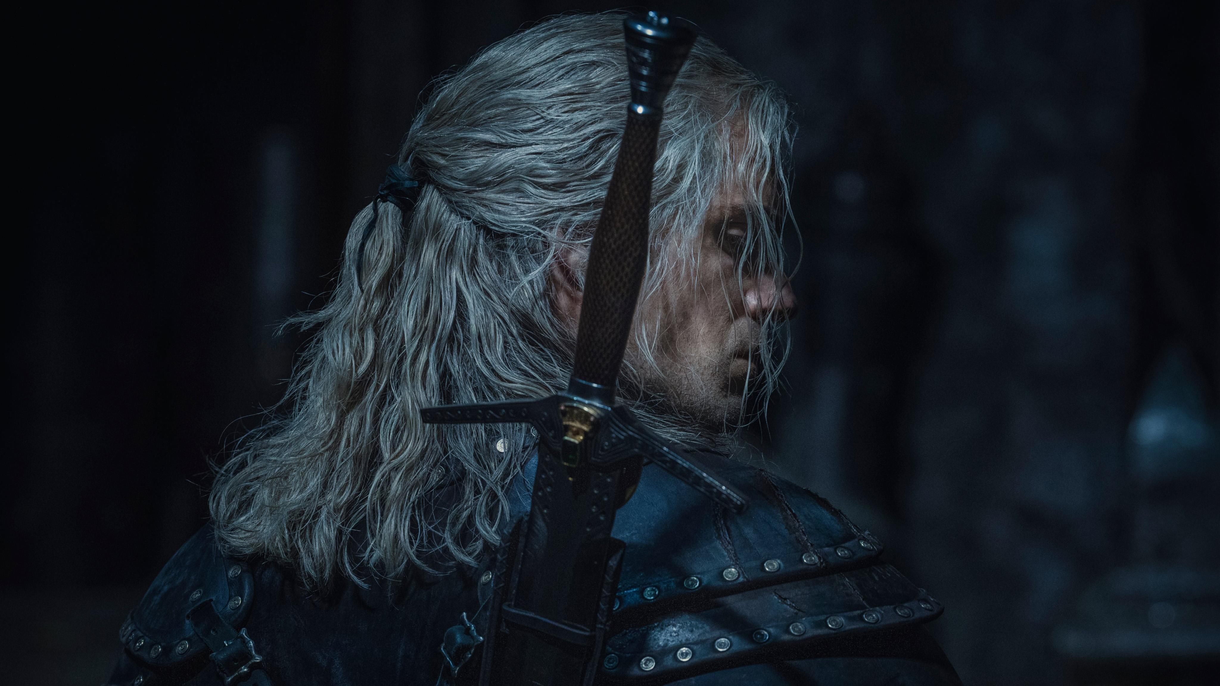 Geralt de Riv (Henry Cavill) - The Witcher