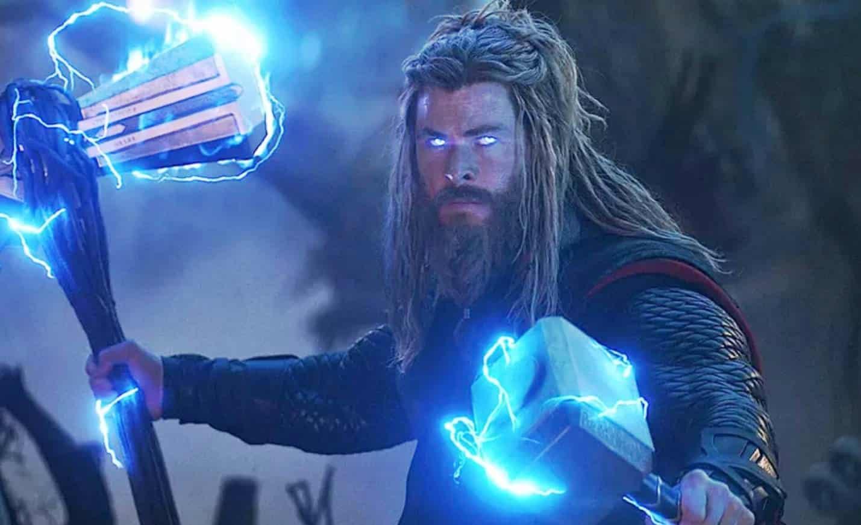 Thor (Chris Hemsworth) - Avengers : Endgame