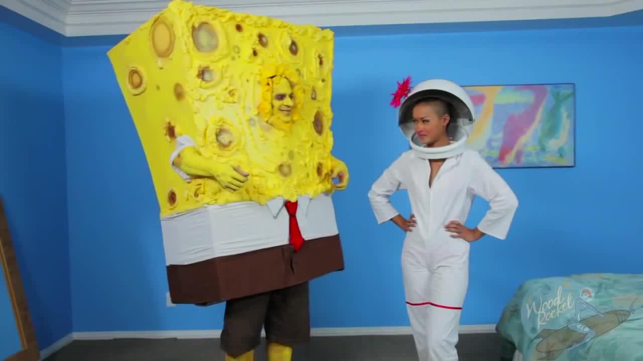 SpongeKnob SquareNuts : The XXX ParodyThe XXX Parody