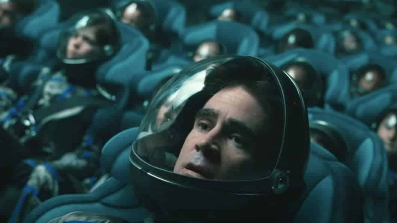 Richard (Colin Farrell) - Voyagers