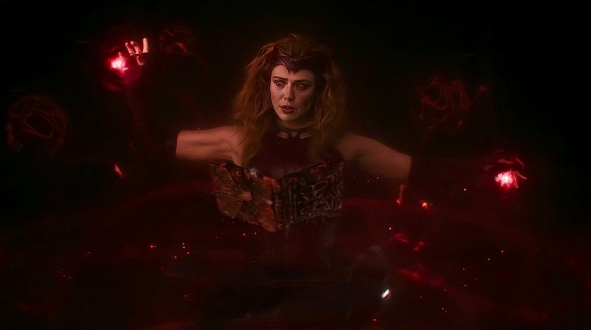 La Sorcière Rouge (Elizabeth Olsen) - WandaVision
