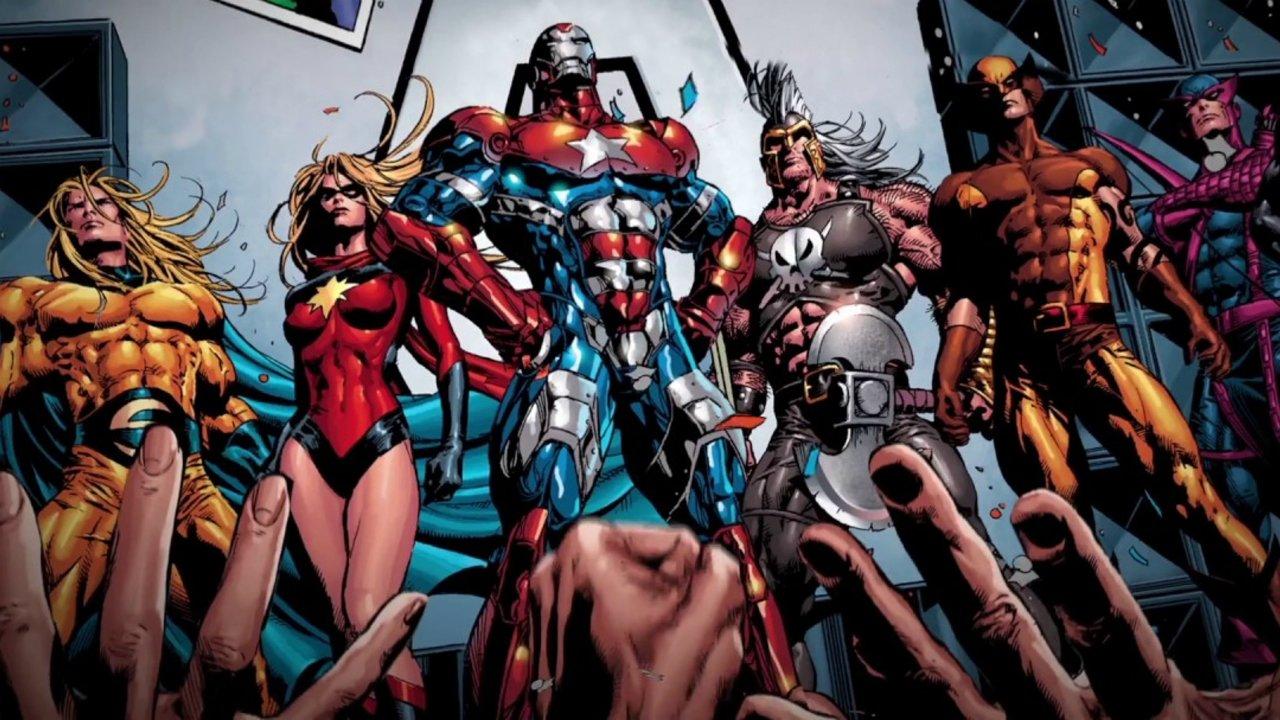 WandaVision : et si la nouvelle Vision était le tout premier Dark Avenger ? - CinéSéries