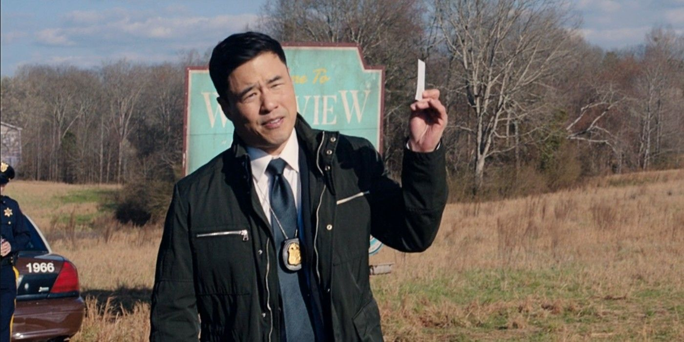 Jimmy Woo (Randall Park) - WandaVision