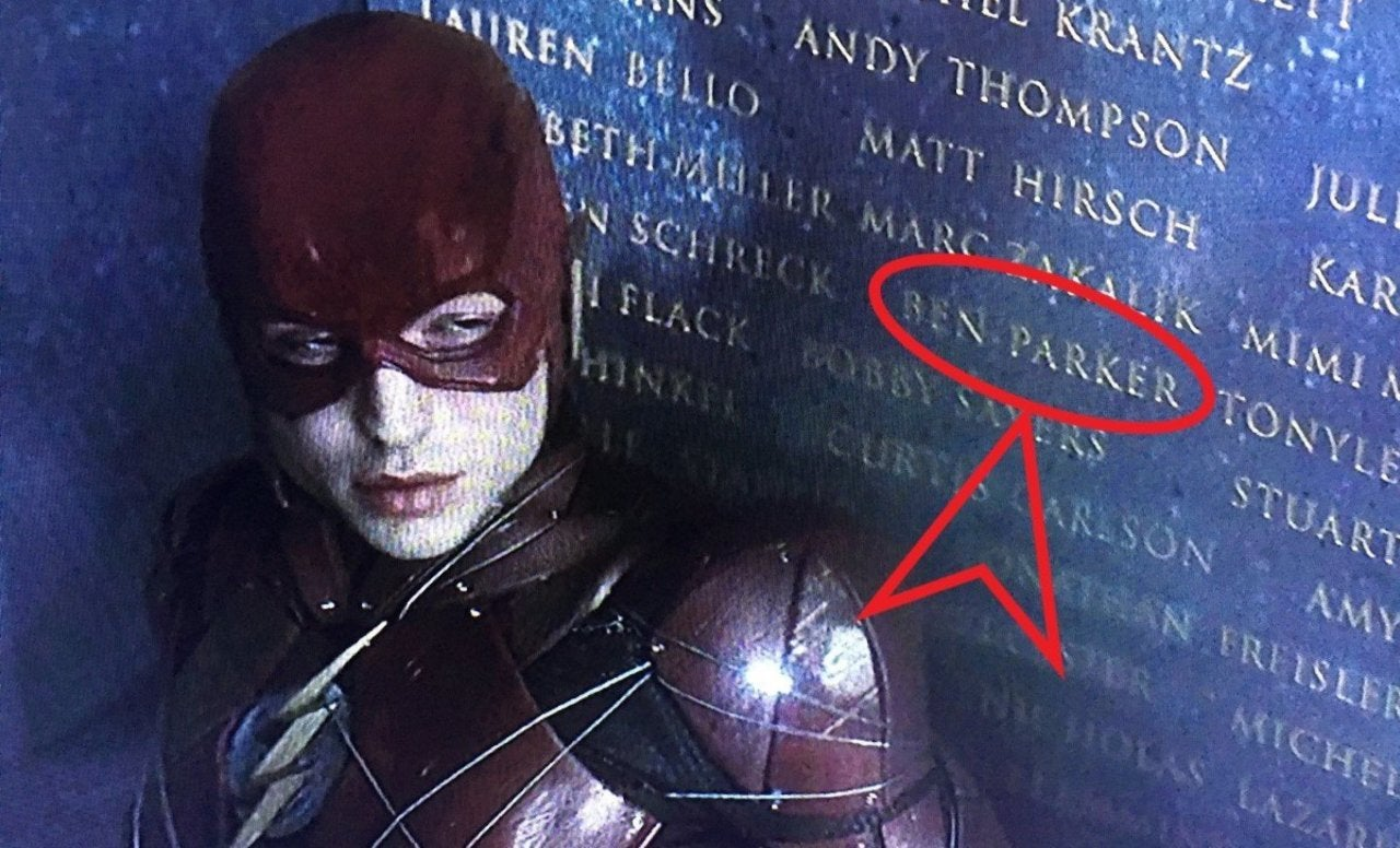 Flash (Ezra Miller) - Zack Snyder's Justice League