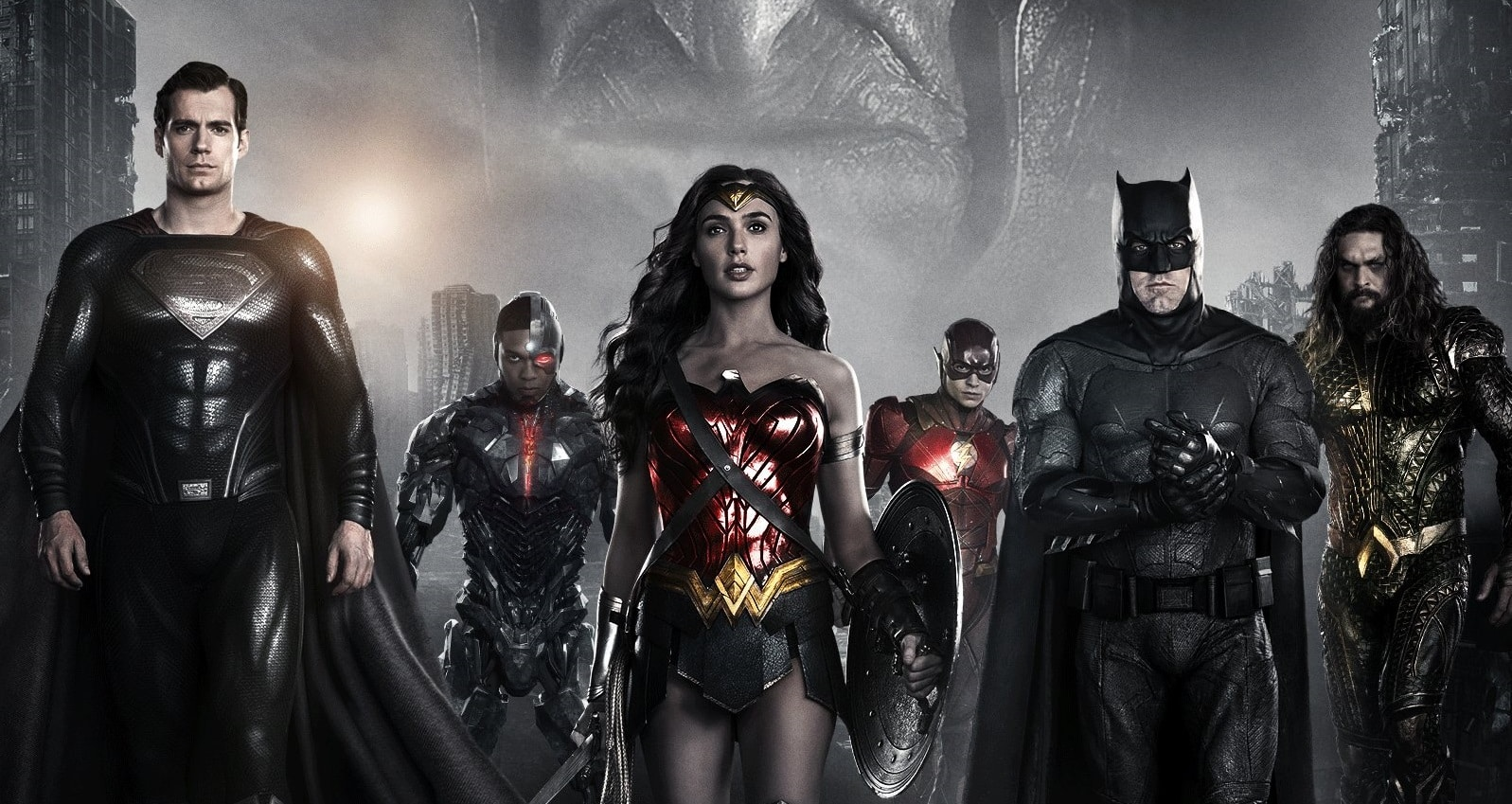 Zack Snyder's Justice League ©Warner Bros / HBO Max
