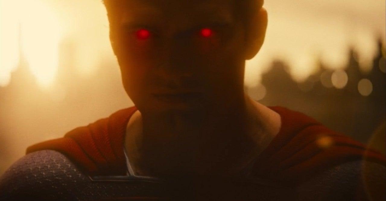 Superman (Henry Cavill) - Zack Snyder's Justice League