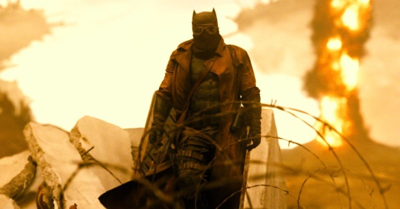 Batman (Ben Affleck) - Zack Snyder's Justice League