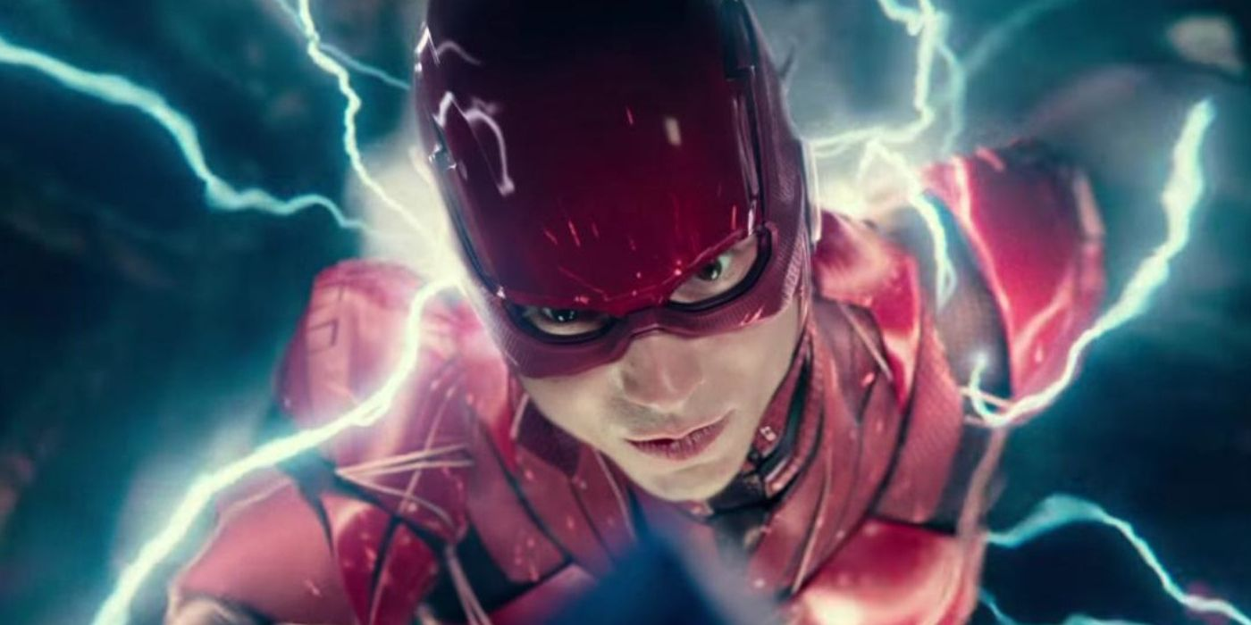 Flash (Ezra Miller) - Justice League