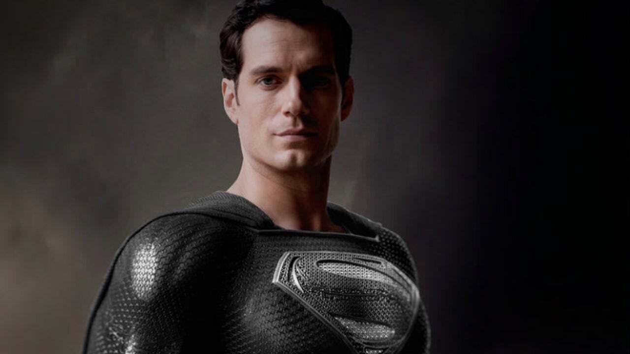 Superman (Henry Cavill) - Zack Snyder's Justice League