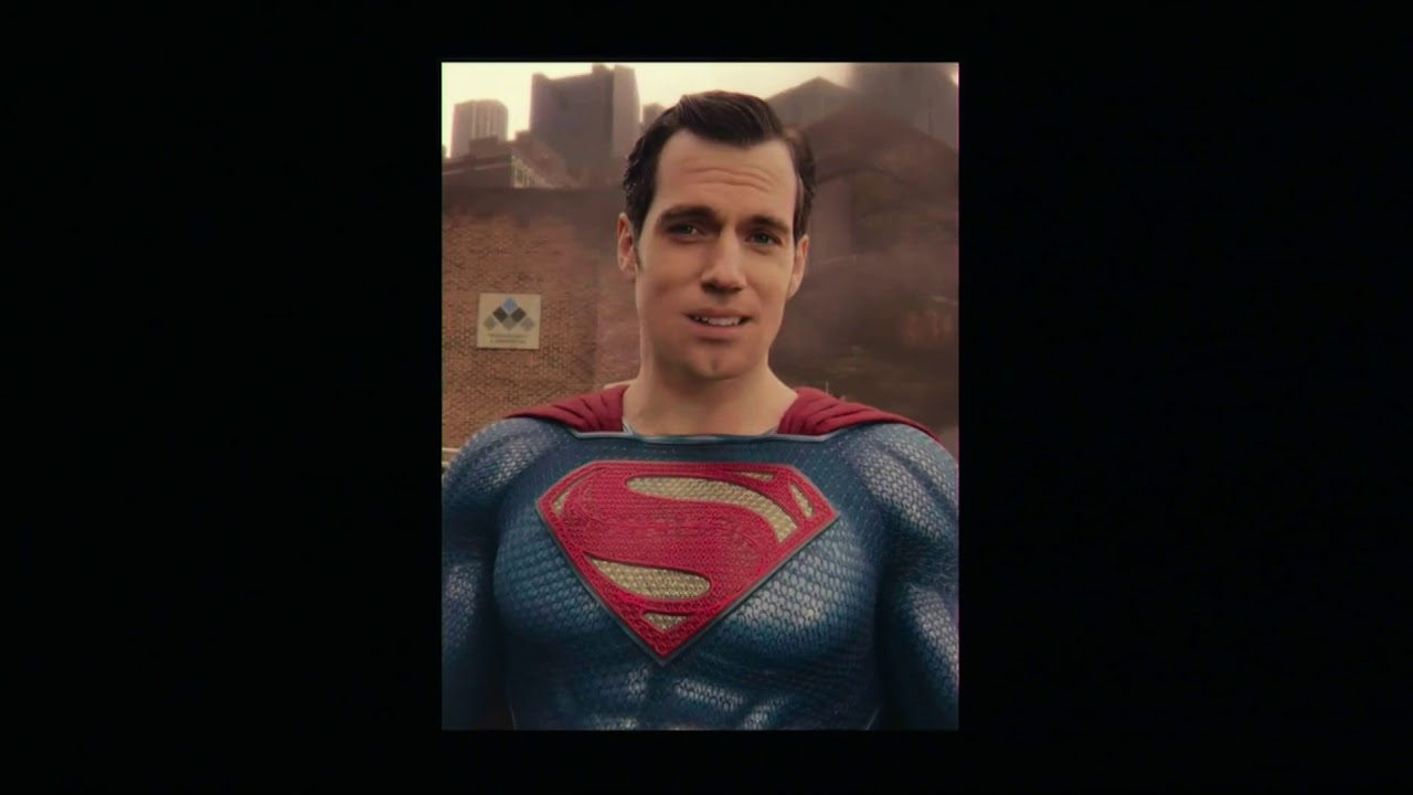 Superman (Henry Cavill) - Justice League