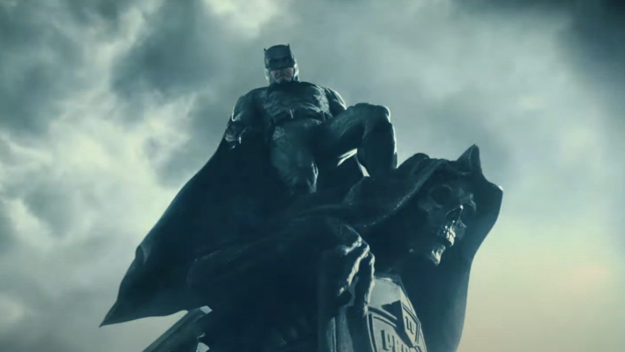 Batman (Ben Affleck) - Justice League