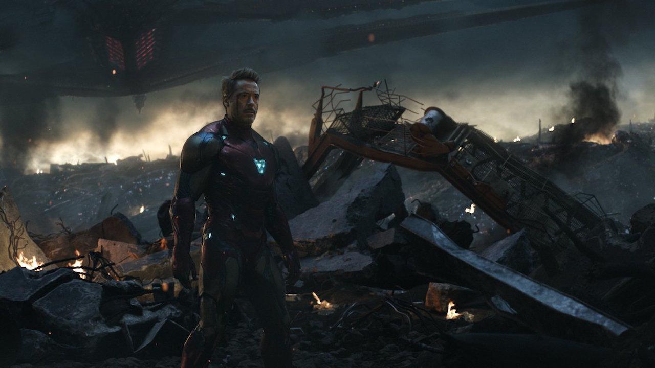 Tony Stark (Robert Downey Jr.) - Avengers : Endgame