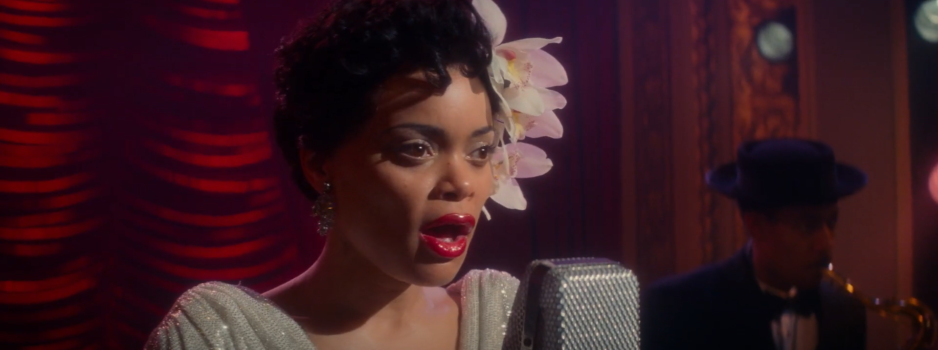 Billie Holiday (Andra Day) - Billie Holiday, une affaire d'état