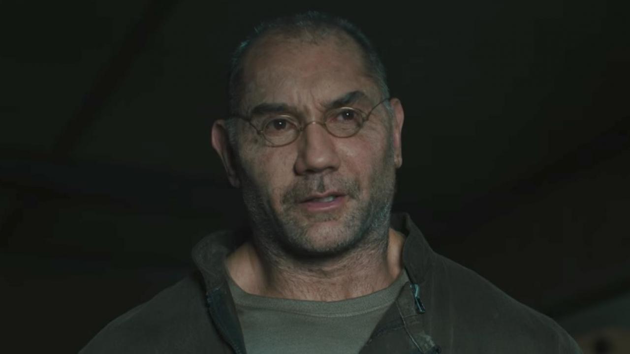 Sapper Morton (Dave Bautista) - Blade Runner 2049