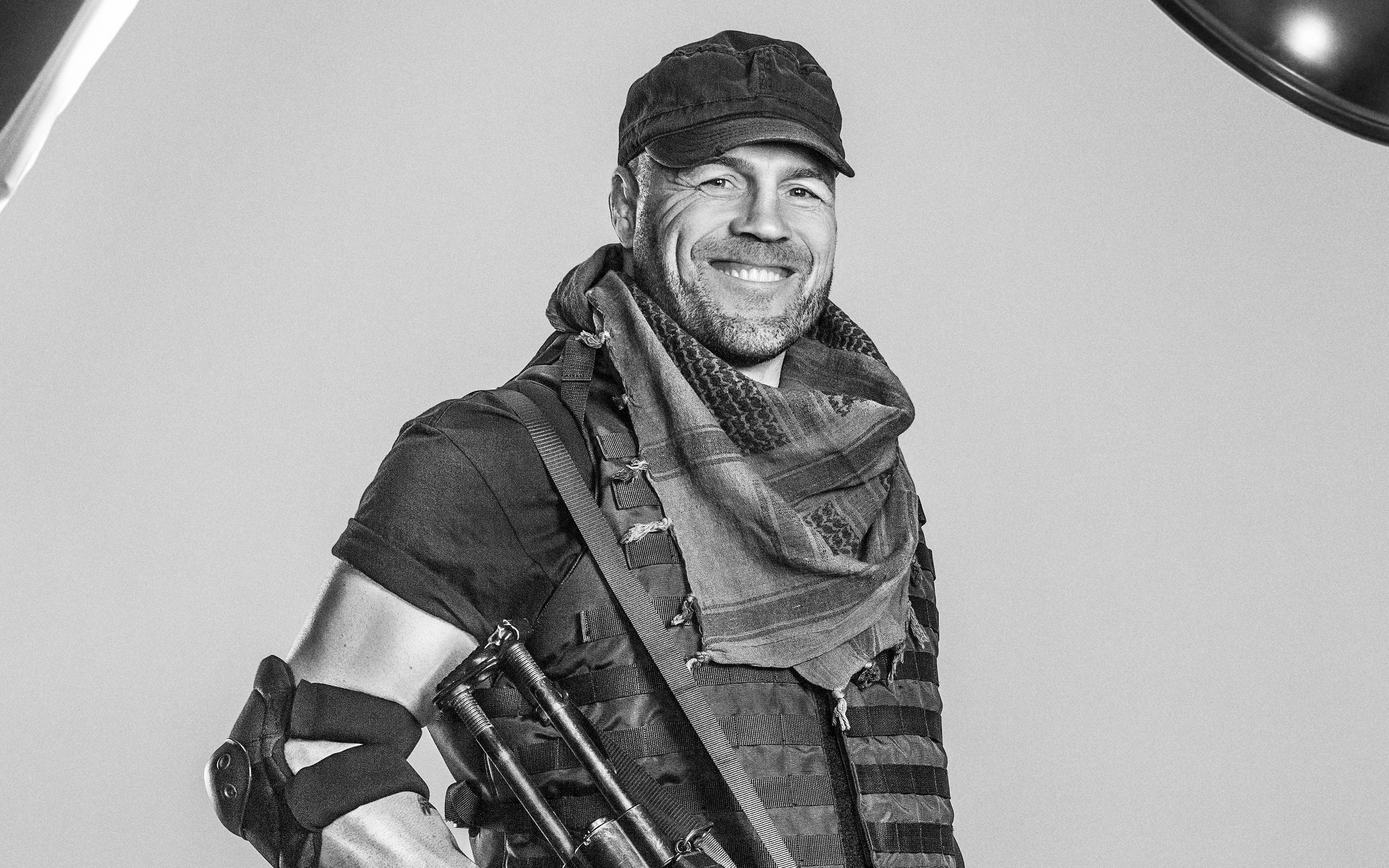 Toll Road (Randy Couture) - Expendables 3