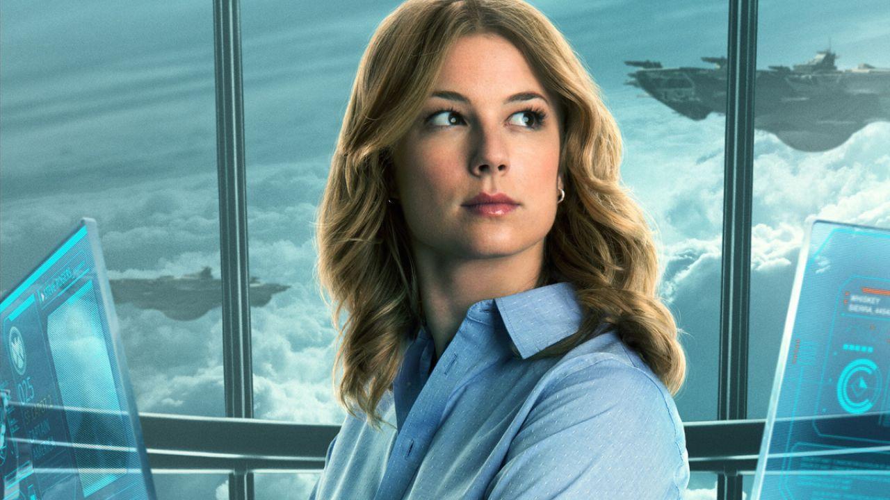 Sharon Carter (Emily VanCamp) - Captain America : Le Soldat de l'Hiver