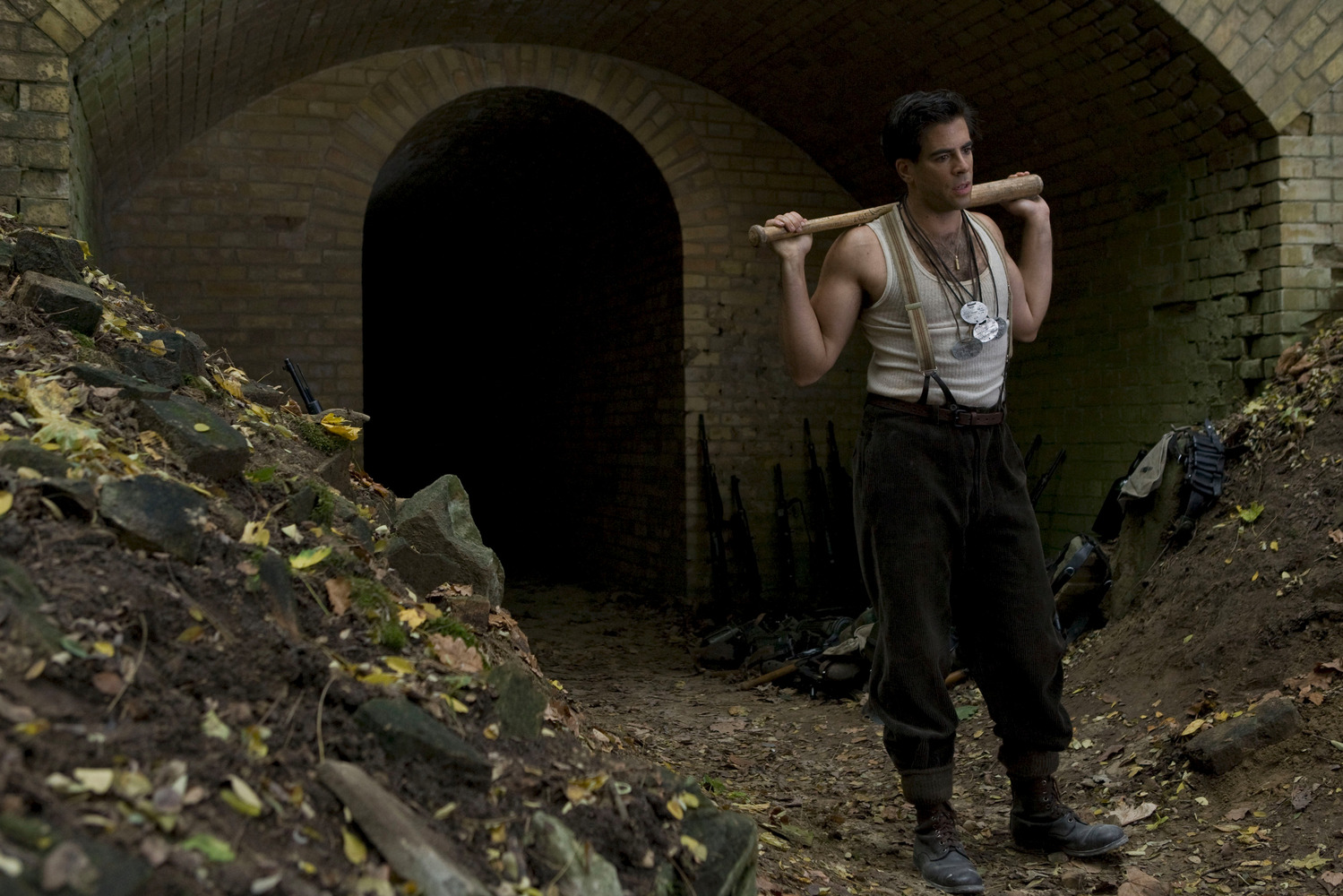 L'Ours Juif (Eli Roth) - Inglourious Basterds