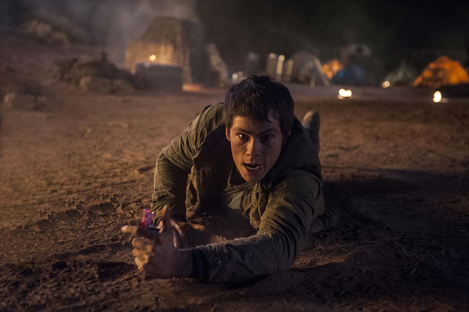 Thomas (Dylan O'Brien) - Le Labyrinthe: La Terre brûlée