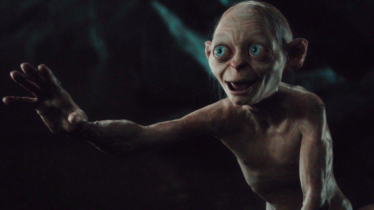 Gollum (Andy Serkis) - Le Hobbit : Un voyage inattendu