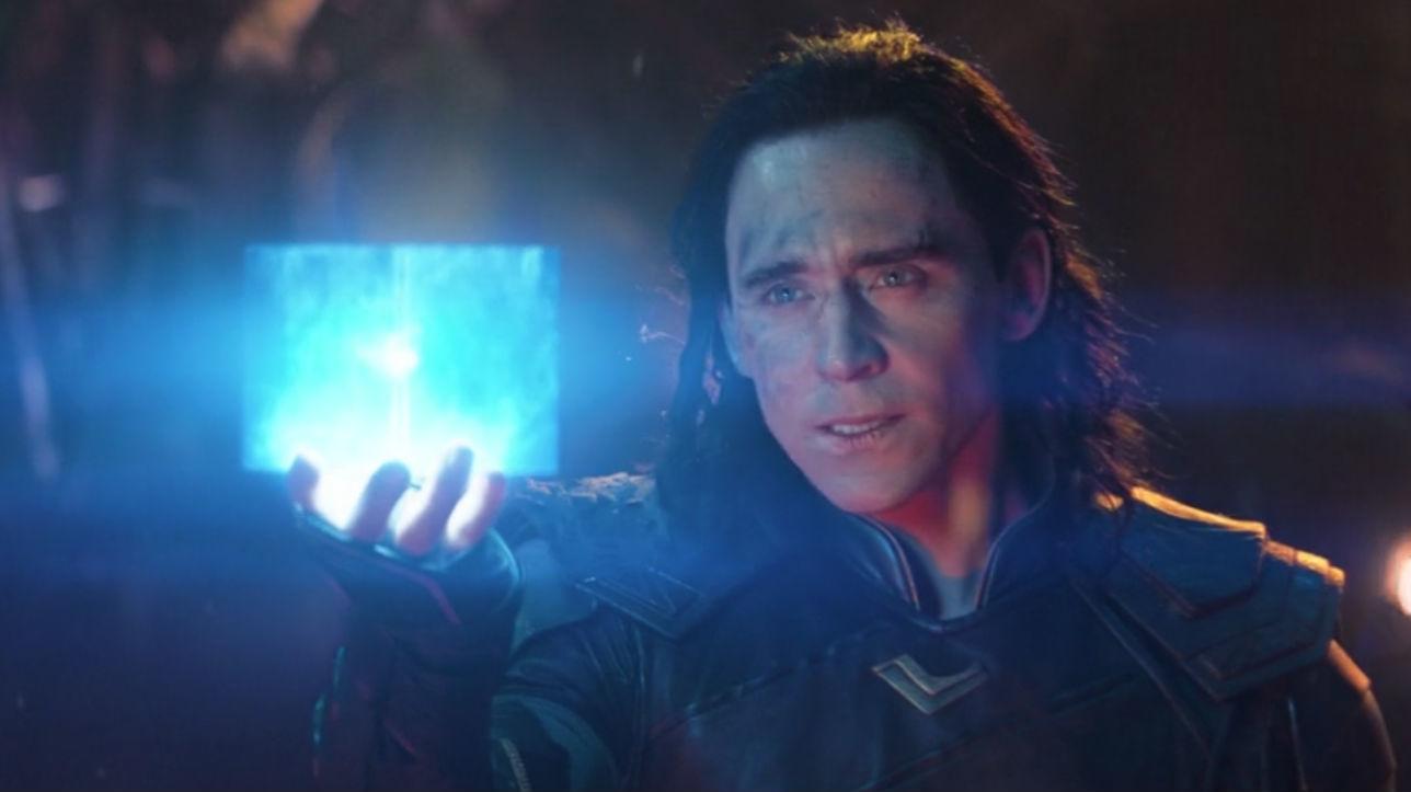 Loki (Tom Hiddleston) - Avengers : Infinity War