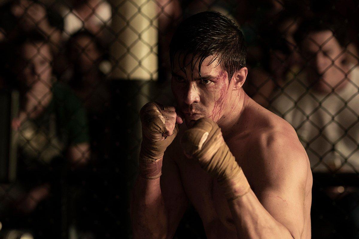 Cole Young (Lewis Tan) - Mortal Kombat
