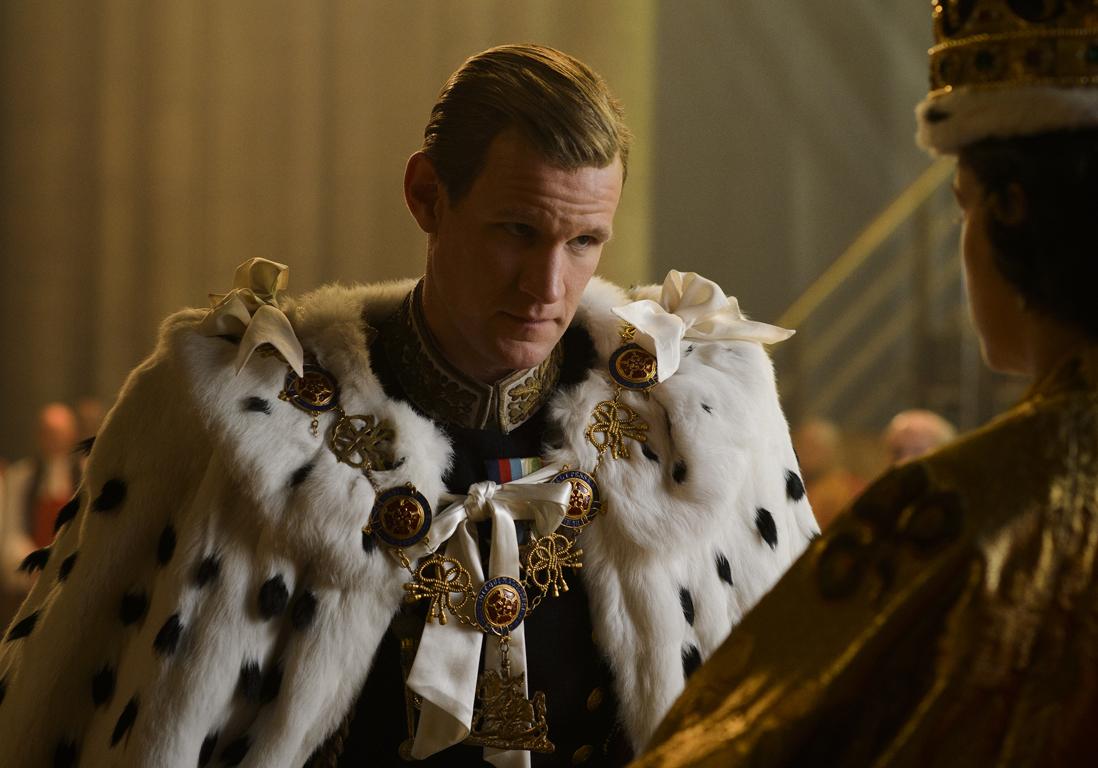 Prince Philip (Matt Smith) - The Crown