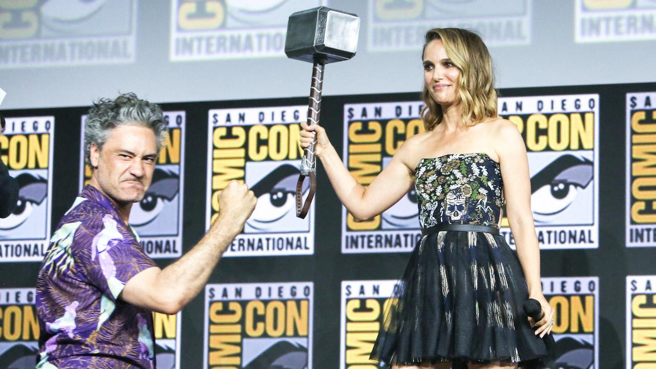 Thor : Love & Thunder