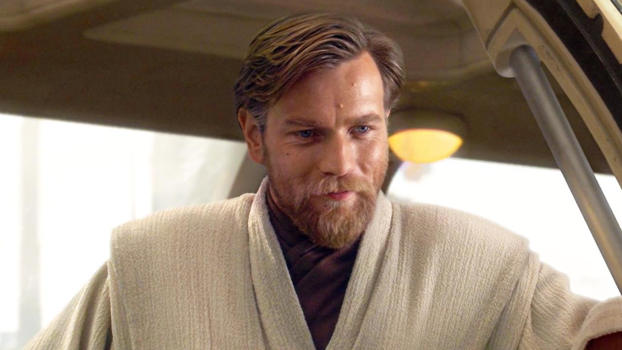 Obi-Wan Kenobi (Ewan McGregor) - Star Wars 3