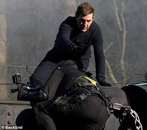 Mission : Impossible 7 tournage