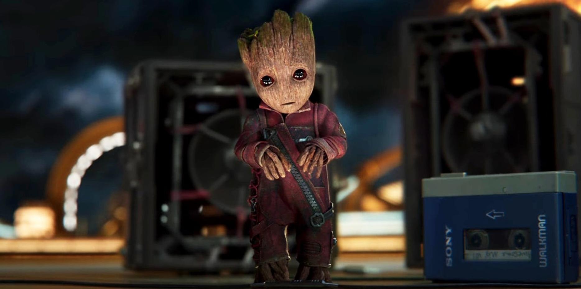 Groot (Vin Diesel) - Les Gardiens de la Galaxie Vol. 2