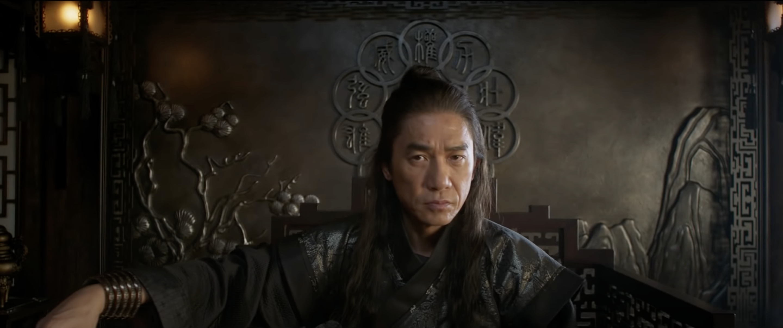 Shang-Chiet la Légende des Dix Anneaux