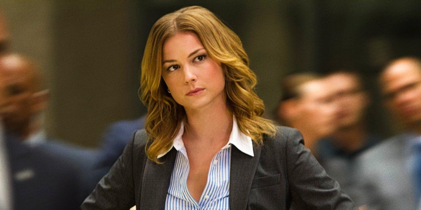 Sharon Carter (Emily VanCampe) - Captain America : Le Soldat de l'Hiver