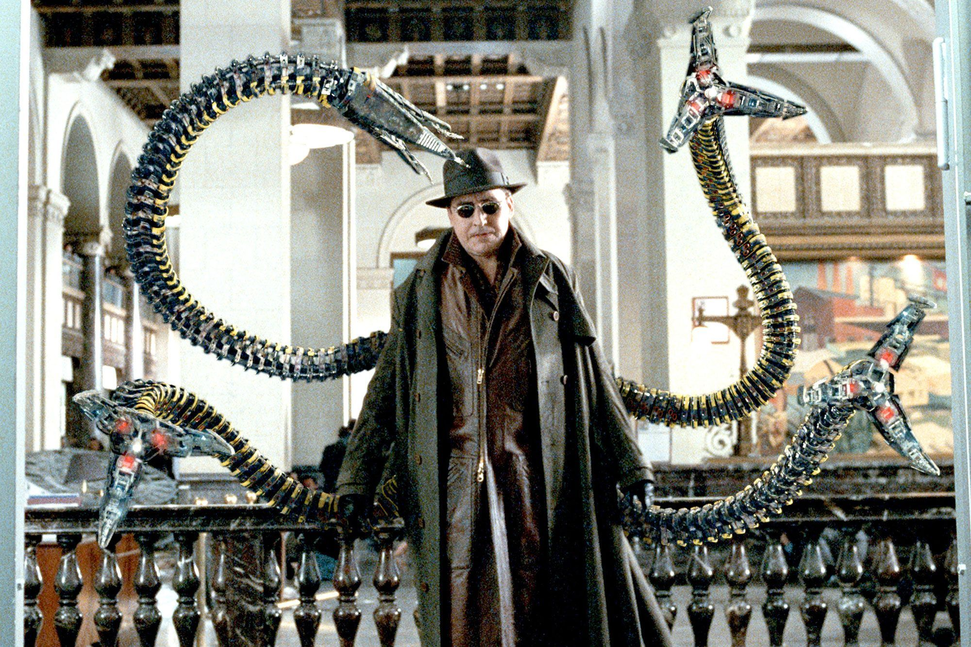 Dr Octopus (Alfred Molina) - Spider-Man 2