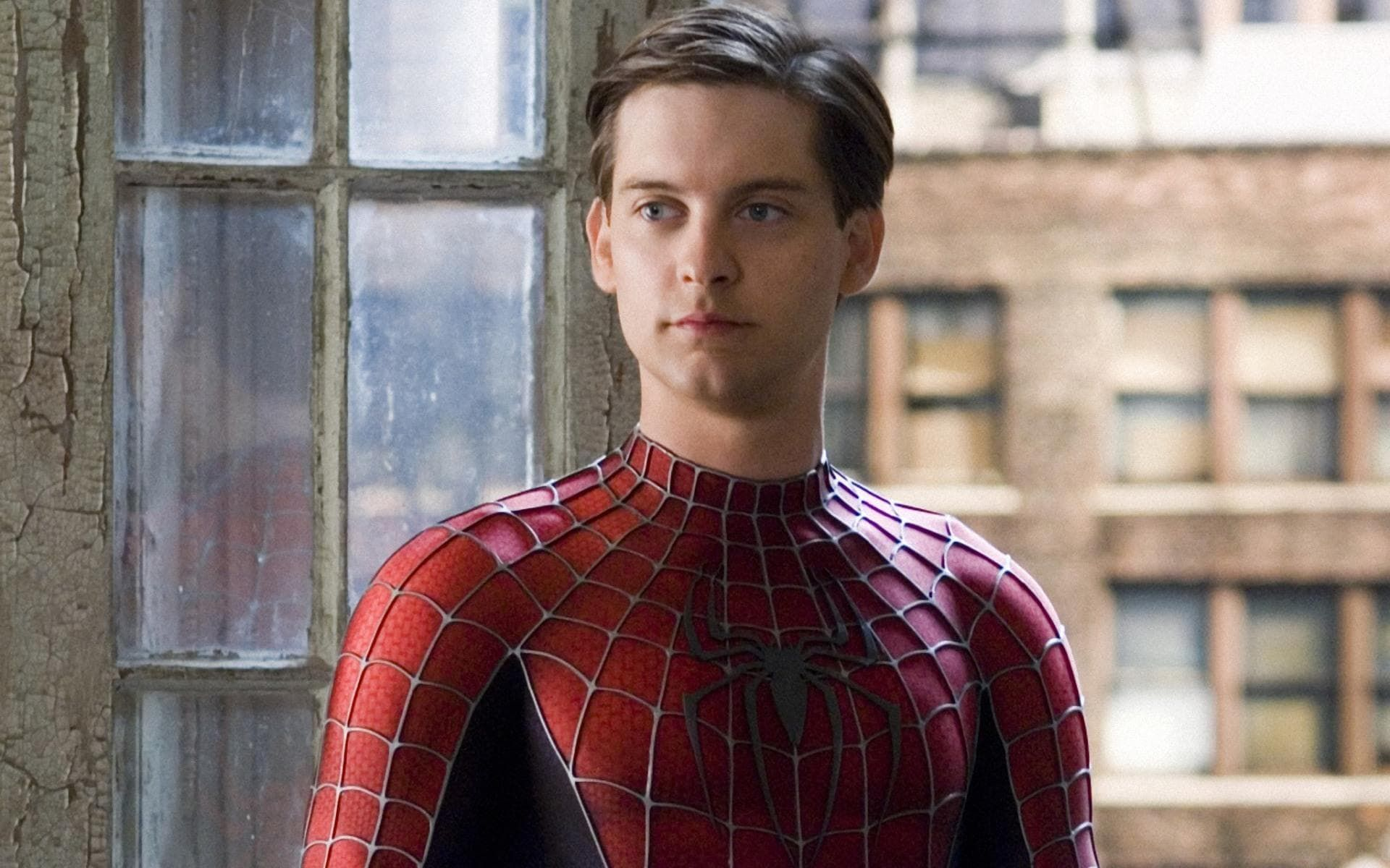 Peter Parker (Tobey Maguire) - Spider-Man 2
