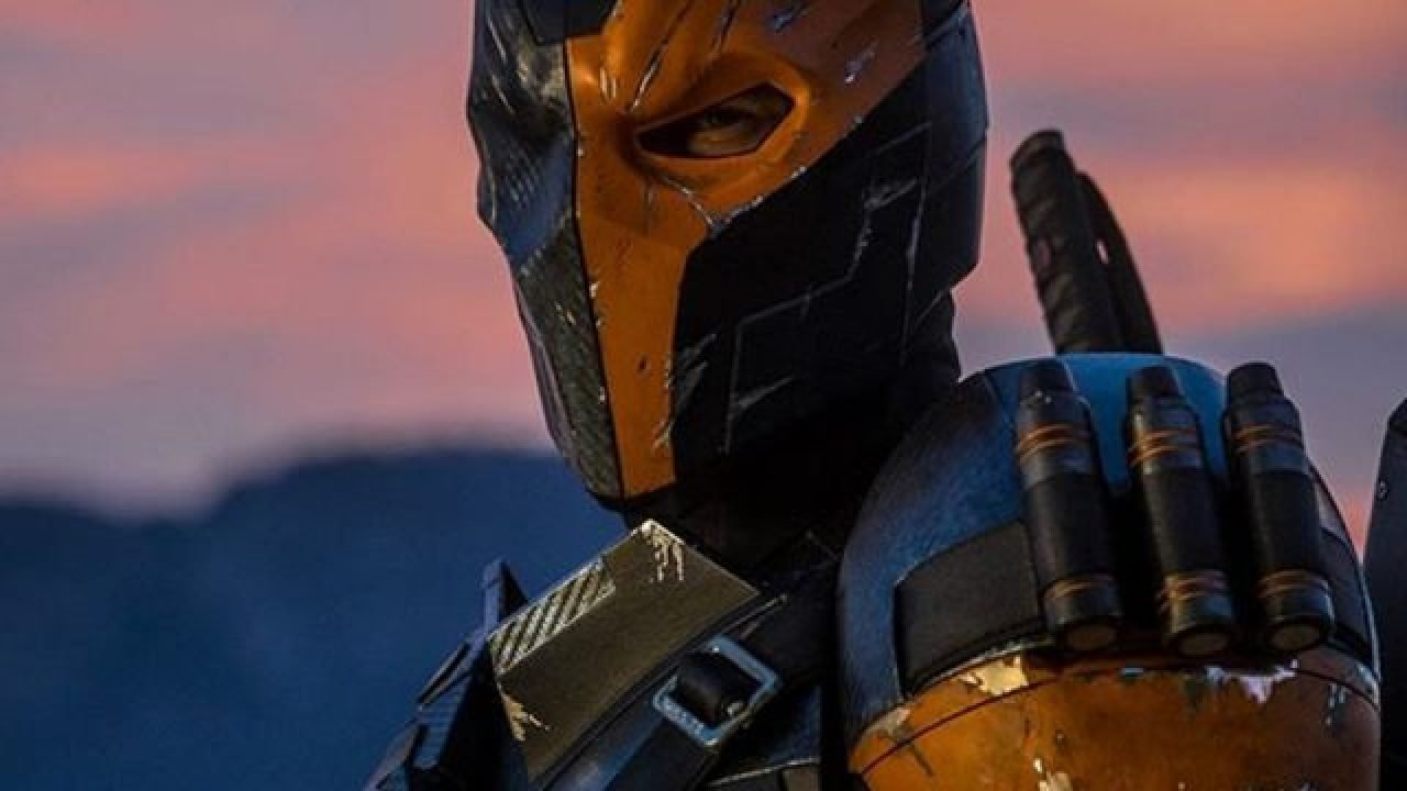 Deathstroke (Joe Manganiello) - Justice League