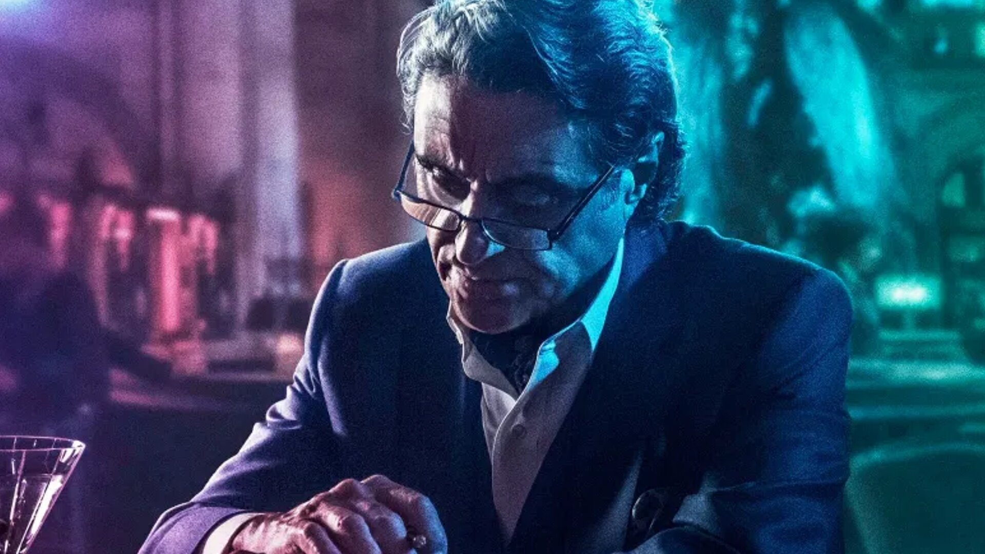 Winston (Ian McShane) - John Wick : Parabellum