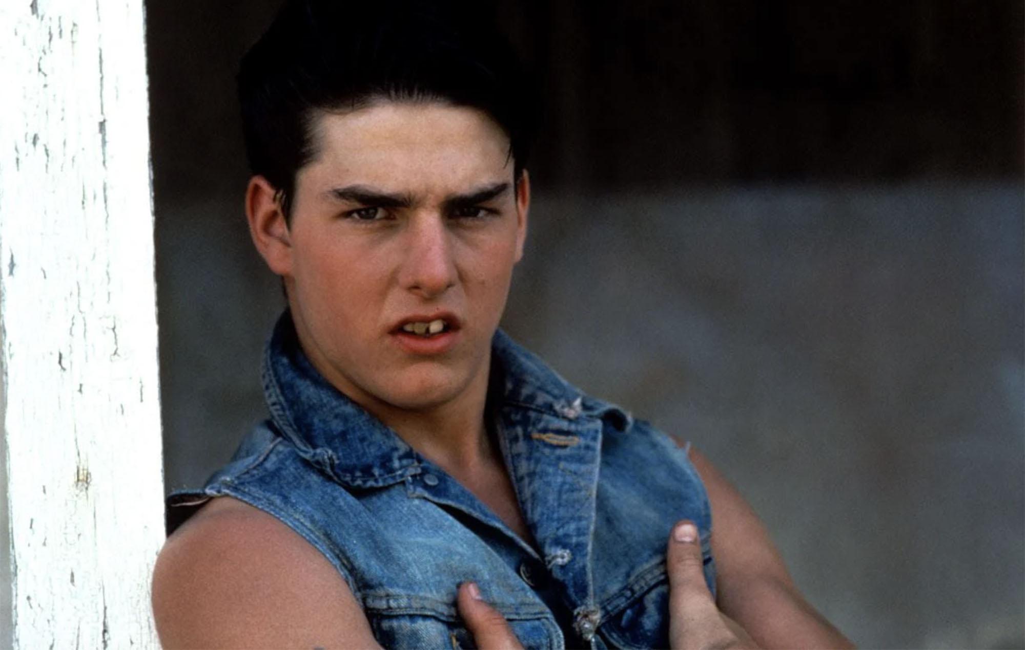 Steve Randle (Tom Cruise) - The Outsiders
