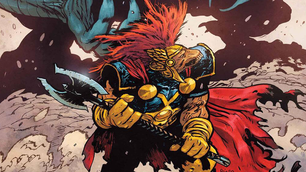 Beta Ray Bill - Thor