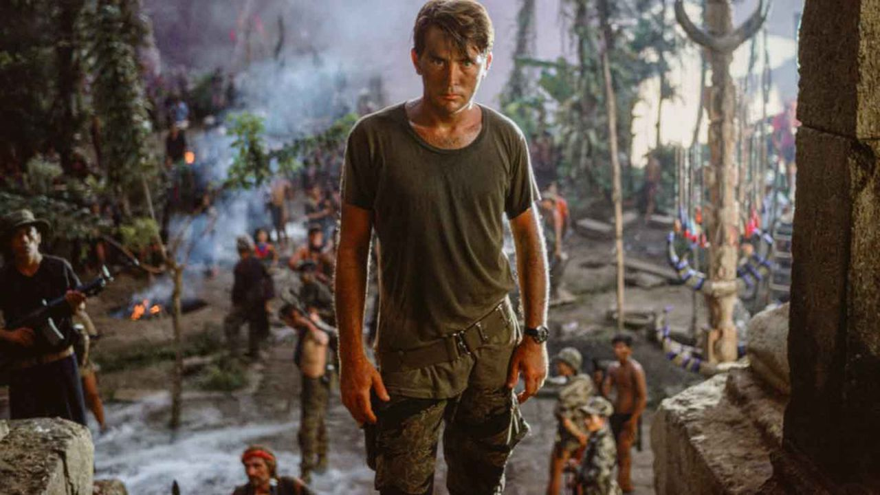 Capitaine Benjamin L. Willard (Martin Sheen) - Apocalypse Now