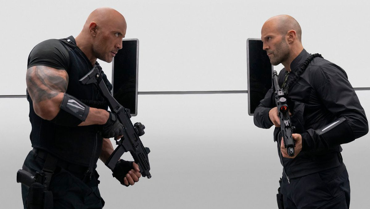Fast and Furios : Hobbs & Shaw