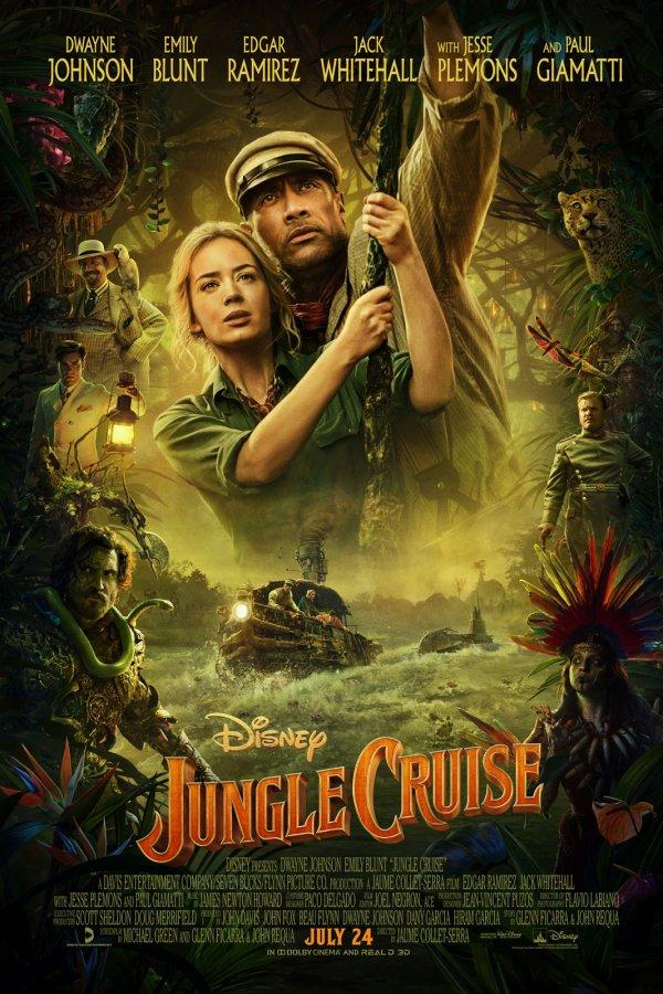 Le casting de Jungle Cruise