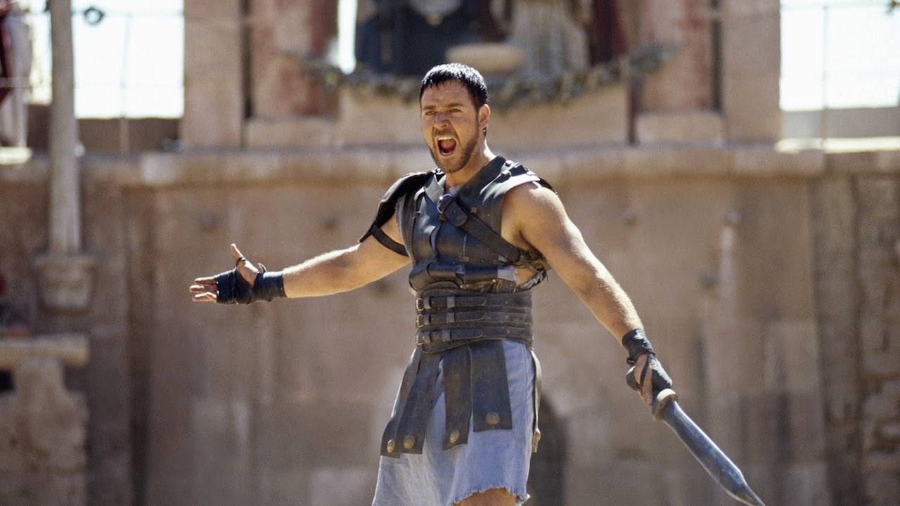Maximus (Russell Crowe) - Gladiator